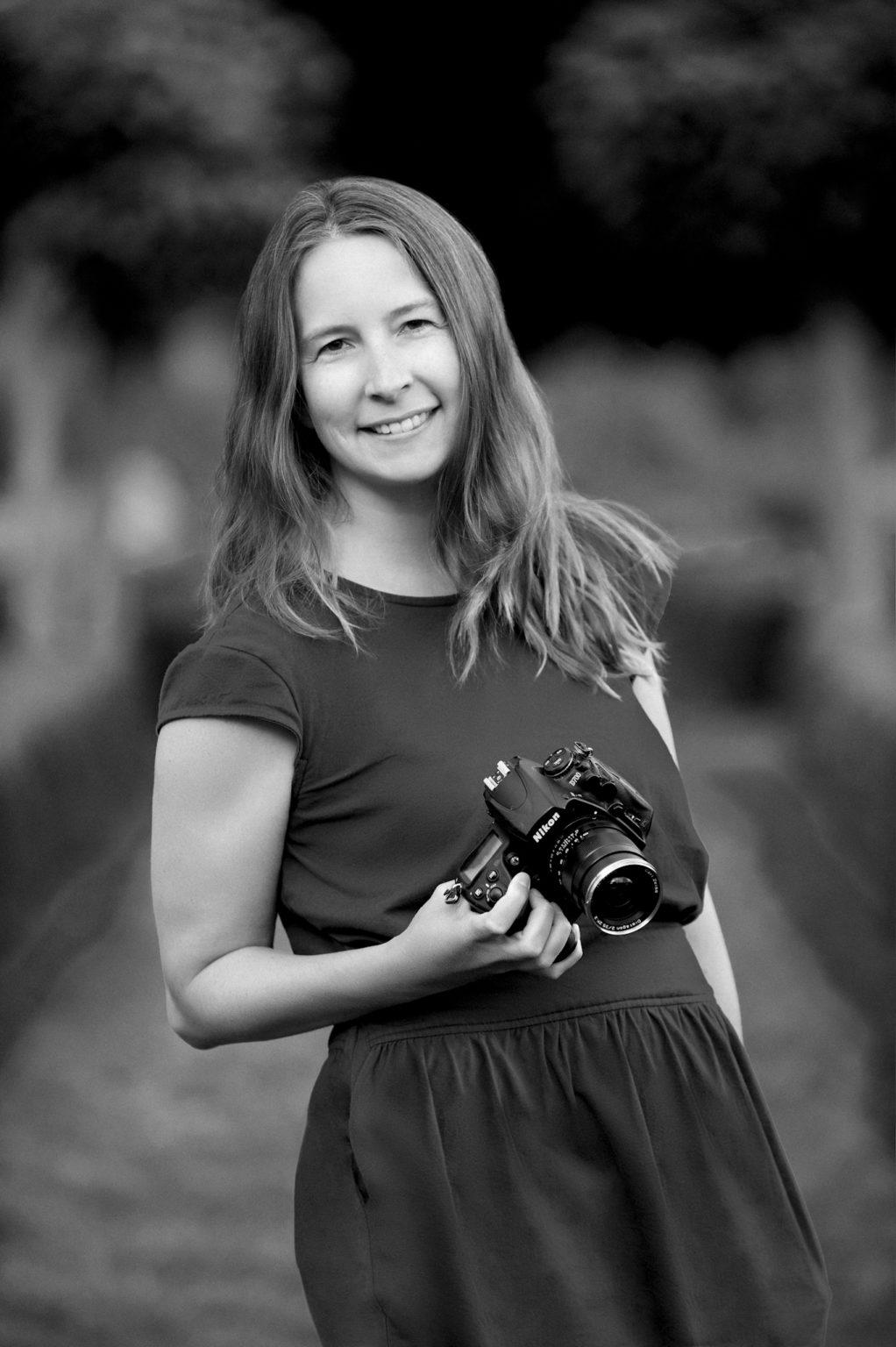 Photographer Rachel Hadiashar