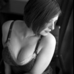 portland boudour photography